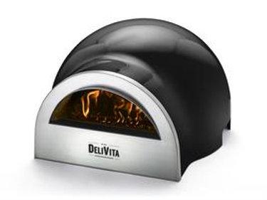 Delivita Pizza Oven - Very Black