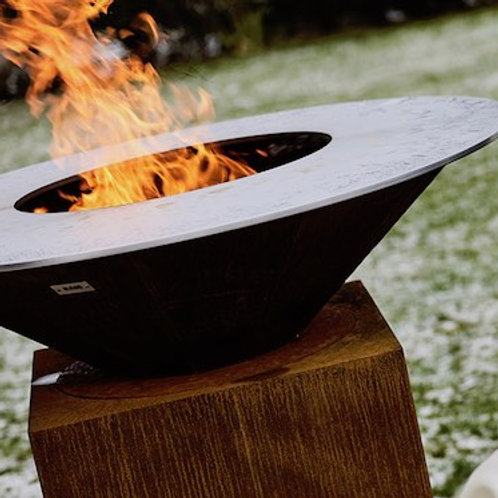 RAIS Outdoor Circle Fire and Grill