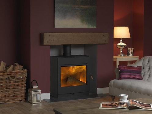 Burley Bosworth 12kW ECO - 9312 Wood Burning Stove