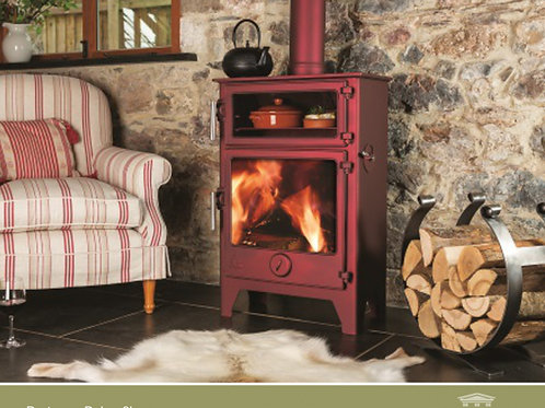 Dean Forge Dartmoor Baker Plus 8 (non-eco) Wood Burning Stove