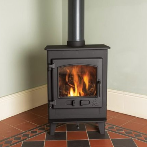 Croft Clearburn Junior Eco 5kw Wood burning stove