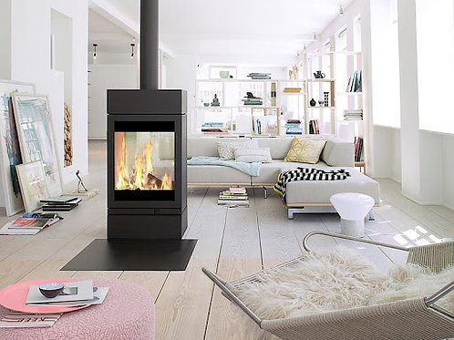 Skantherm Elements 603 TUNNEL Wood Burning Stove