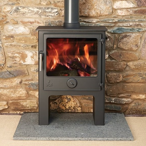 Dean Forge Dartmoor Huccaby Eco Wood Burning Stove