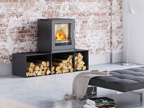 RAIS NEW Q-Tee 57cm Wood Burning Stove