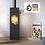 Thumbnail: RAIS NEXO Classic 140 Steel Framed Door Wood Burning Stove