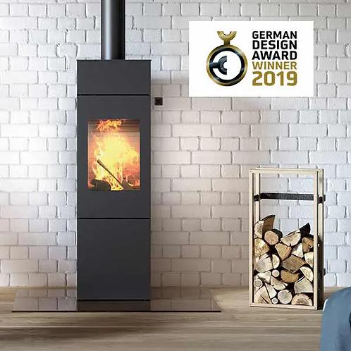 RAIS NEXO Classic 140 Steel Framed Door Wood Burning Stove