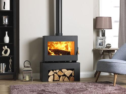 Burley Briary 7kW Panoramic - 9507 Wood Burning Stove