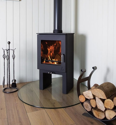 Sherford 8 High Eco Wood burning stove .