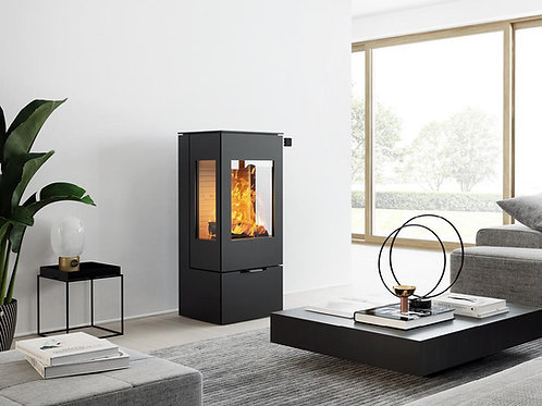 RAIS NEXO Classic 100 Steel Framed Door Wood Burning Stove