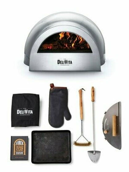 Delivita Wood-Fired Chefs Collection