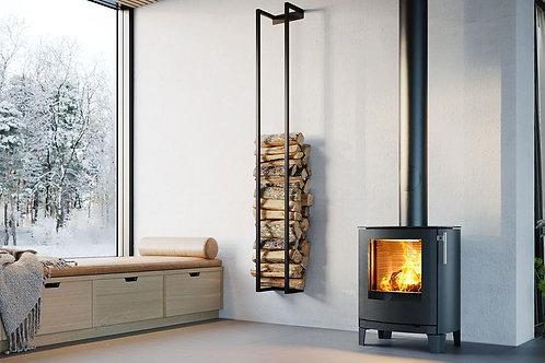 RAIS NEW Q-Tee C Wood Burning Stove