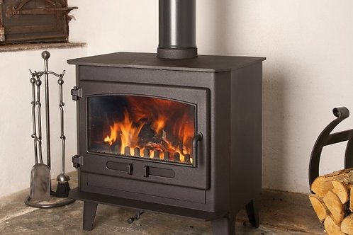 Croft Clearburn Medium 11kw Woodburning & Multi-fuel stove