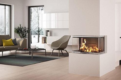 RAIS INSET VISIO 3 Peninsular Wood Burning Stove