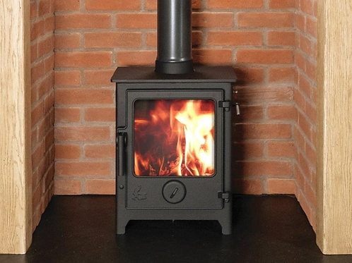 Dean Dartmoor 5 Eco 5kw Wood burning stove
