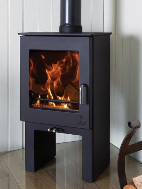 Dean Sherford 8 High Eco 8kw Wood burning Stove