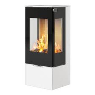 NEXO 100 Glass  Door Stove