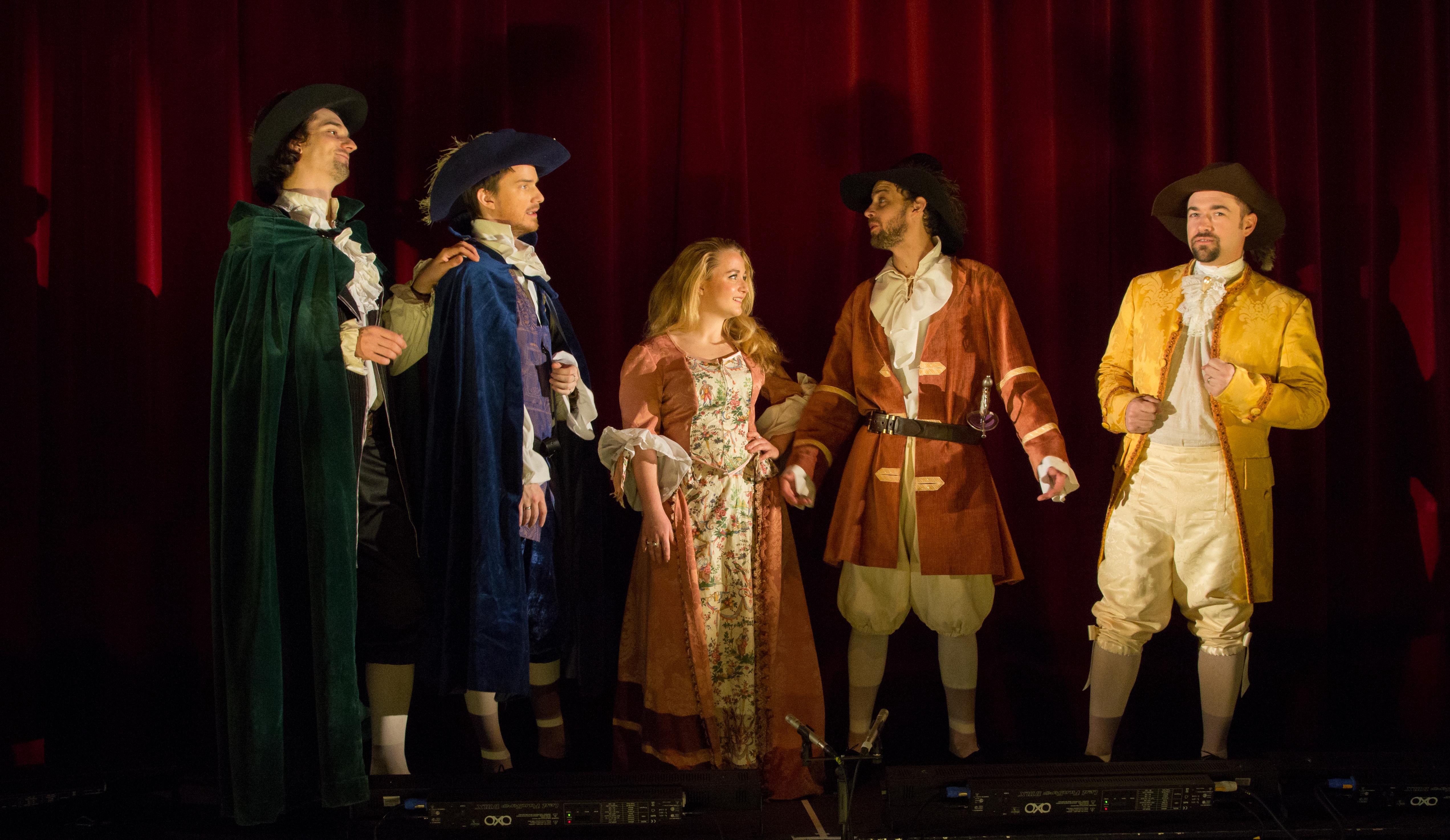 Cyrano Petit theatre et opera