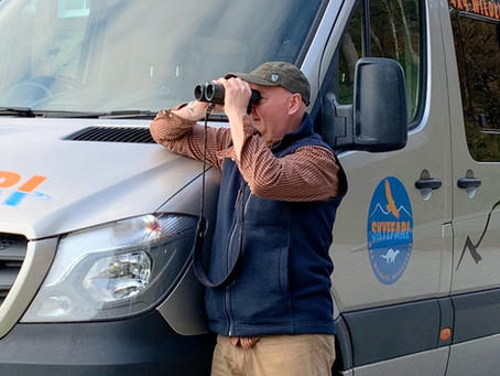 Meet your SKYEFARI wildlife guide and driver