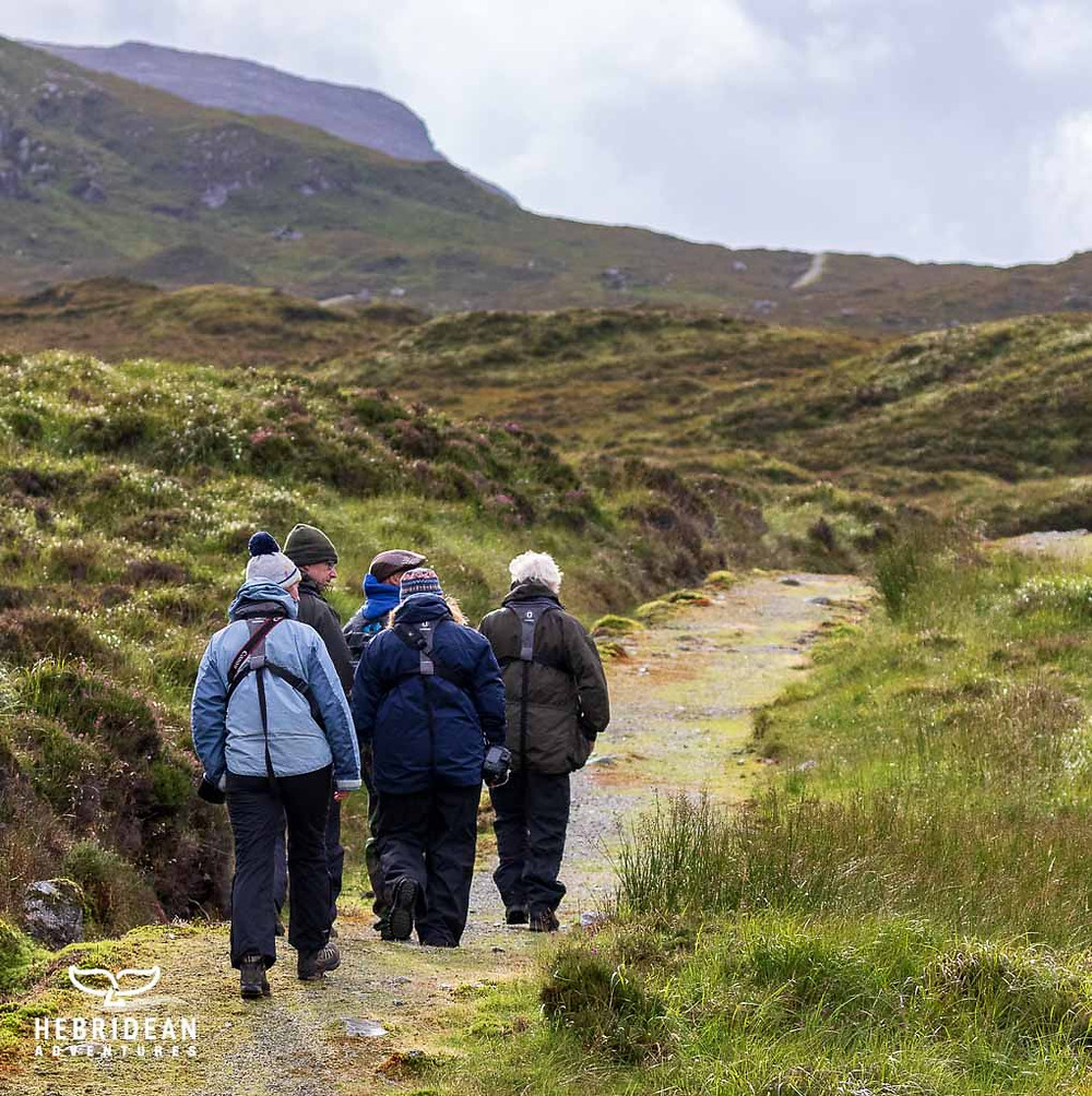 Loch Shell path