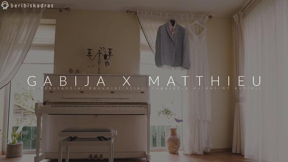 GABIJA x MATTHIEU