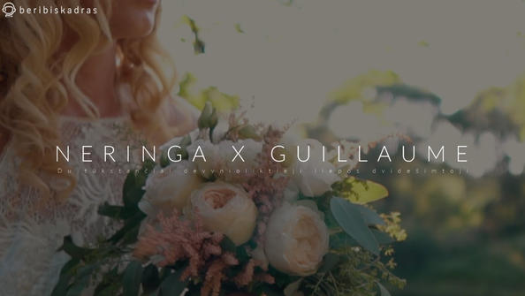 NERINGA x GUILLAUME