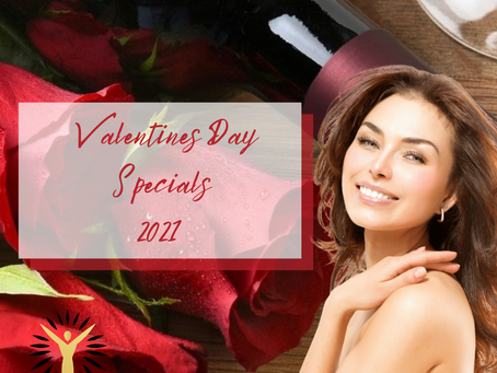 Love is in the Air at New You Aesthetic.