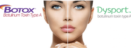 BOTOX® vs Dysport® : Which one is best for you?