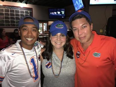 Florida vs Vanderbilt viewing party 9-30