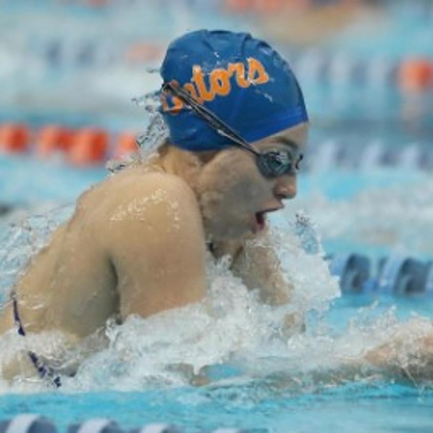 UF Men's and Women's Swimming and Diving Meet vs Minnesota