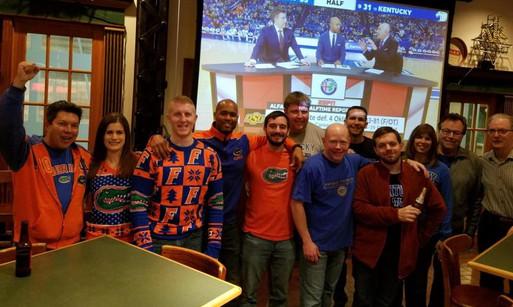 Florida v Kentucky Basketball Viewing Pa