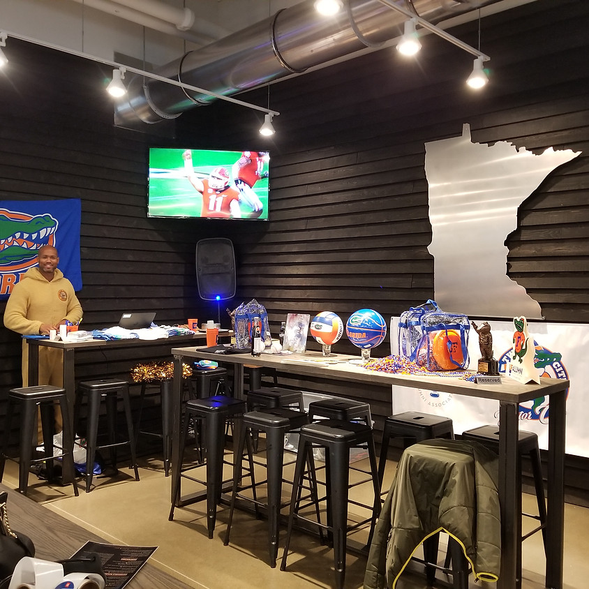 UF vs Towson Football Viewing Party