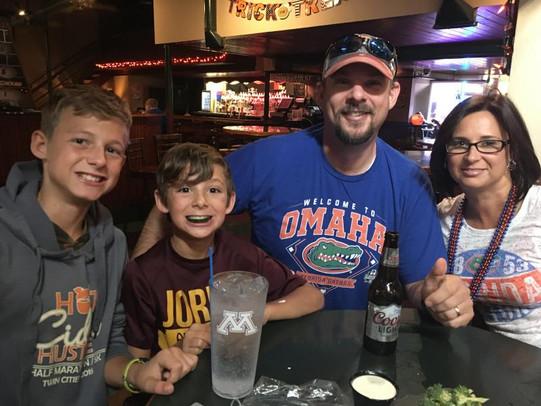 Florida v LSU viewing party 10-7-17.JPG