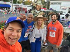 Gear Western Half Marathon and 5k 10-14-