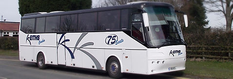 75 seater out and about