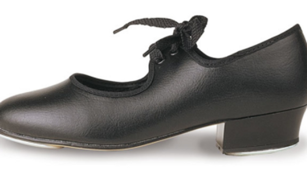 PU (leather) Tap Shoes Low Heel