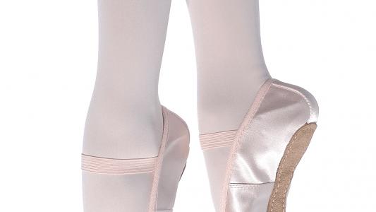Satin Ballet Shoes