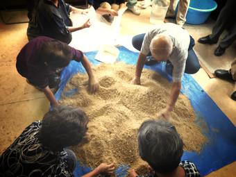 米ぬかボカシ勉強会