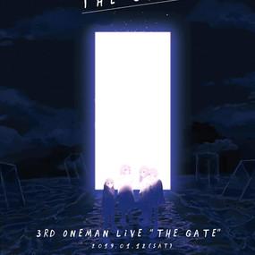 "【DVD】3rd Oneman Live""THE GATE"" at Zepp DiverCity"
