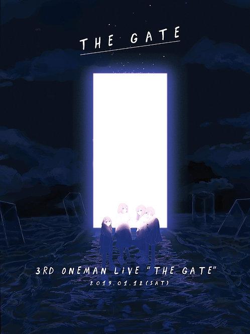 "DVD『3rd Oneman Live""THE GATE"" at Zepp DiverCity』"