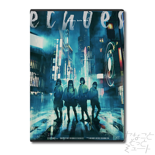 "DVD『2nd Oneman Live ""echoes"" at AKASAKA BLITZ』"