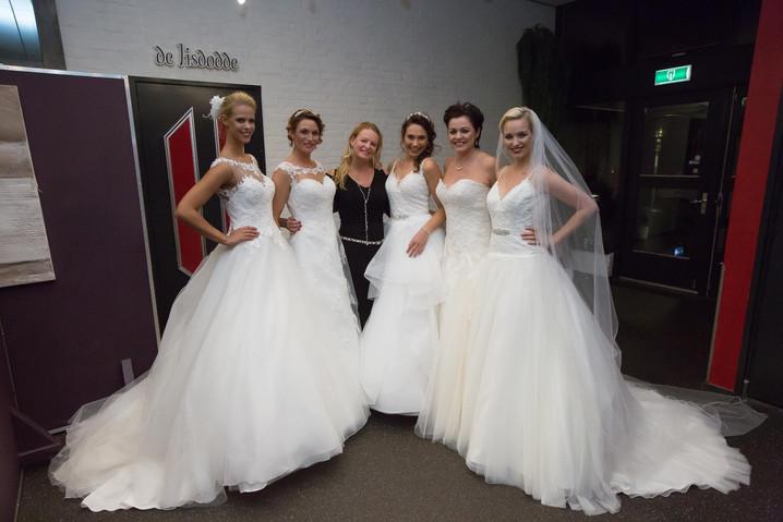 Bruidsboutique Josephine  Visage modeshow producties