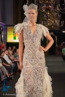 Wim van Wel fashion show