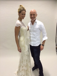 Couture shoot voor Mart Visser