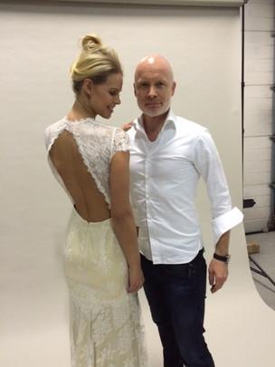 Couture shoot voor Mart Visser