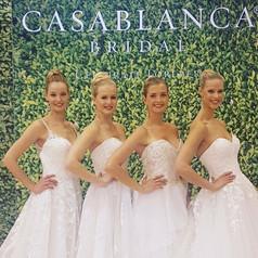 Casablanca bridal shows Essen
