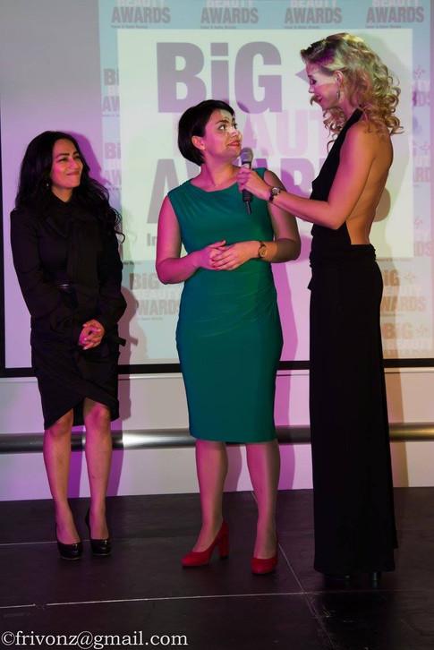 Presentatie The Big Beauty Awards