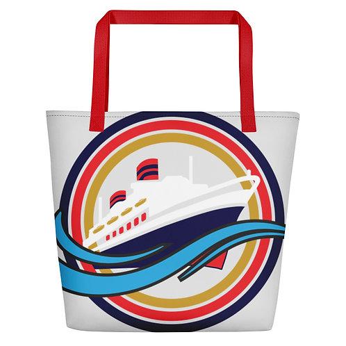 Full of Wonder Beach Bag