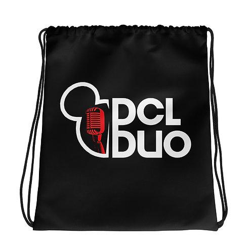 DCLDuo Drawstring bag