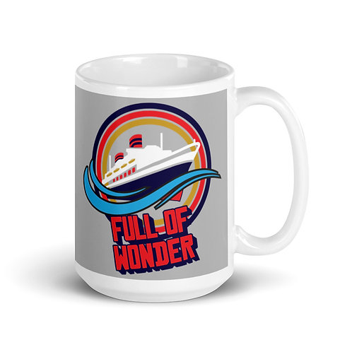 Full of Wonder Mug