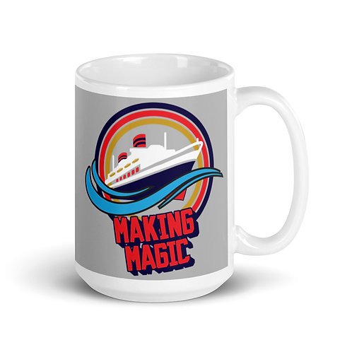 Making Magic Mug